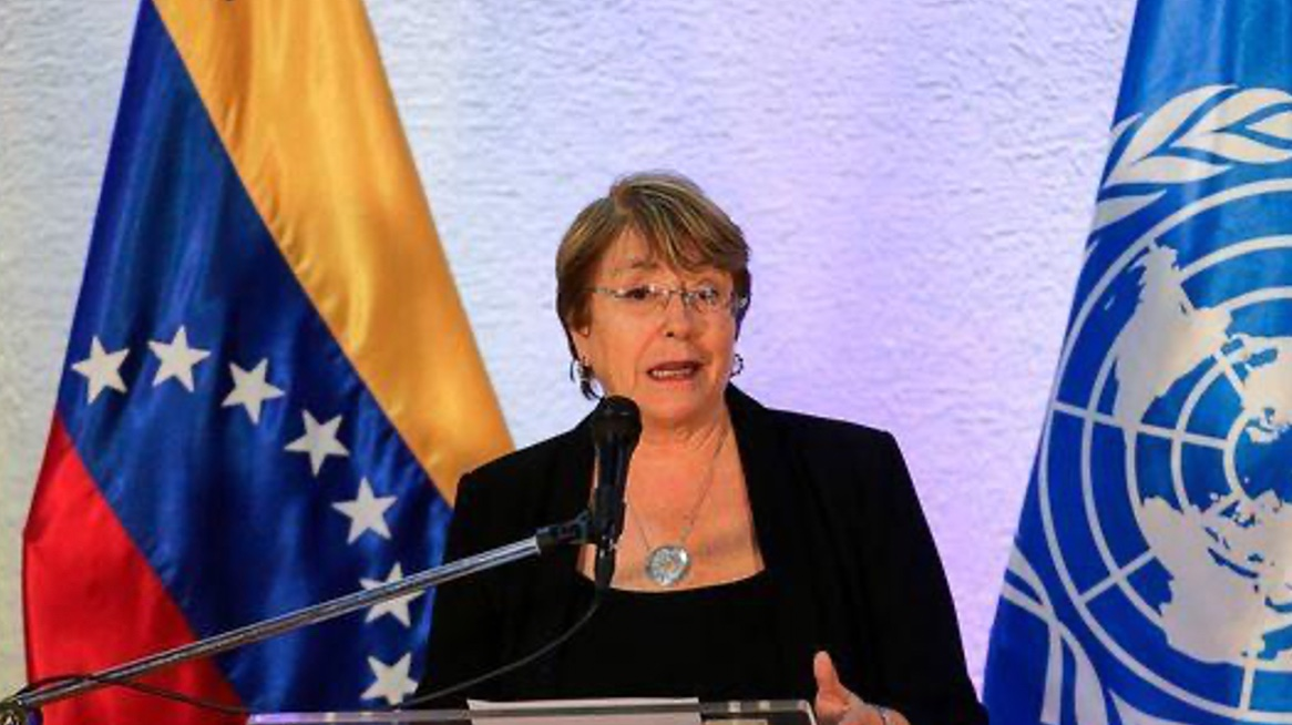 Michelle Bachelet, United Nations high commissioner for human rights